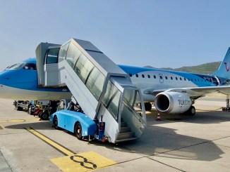 tui fly embraer E190