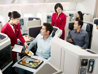 tips for getting a flight upgrade without paying for it