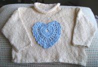 Lauren's Repurposed Sweater