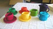 Fiesta Tea Set