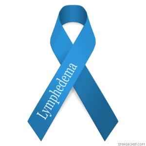 lymphedema ribbon