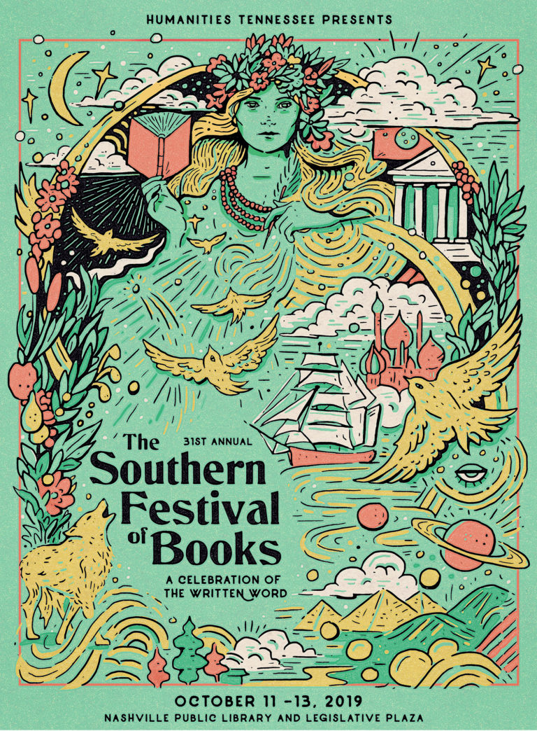 """Five """"don't miss"""" authors at the Southern Festival of Books"""
