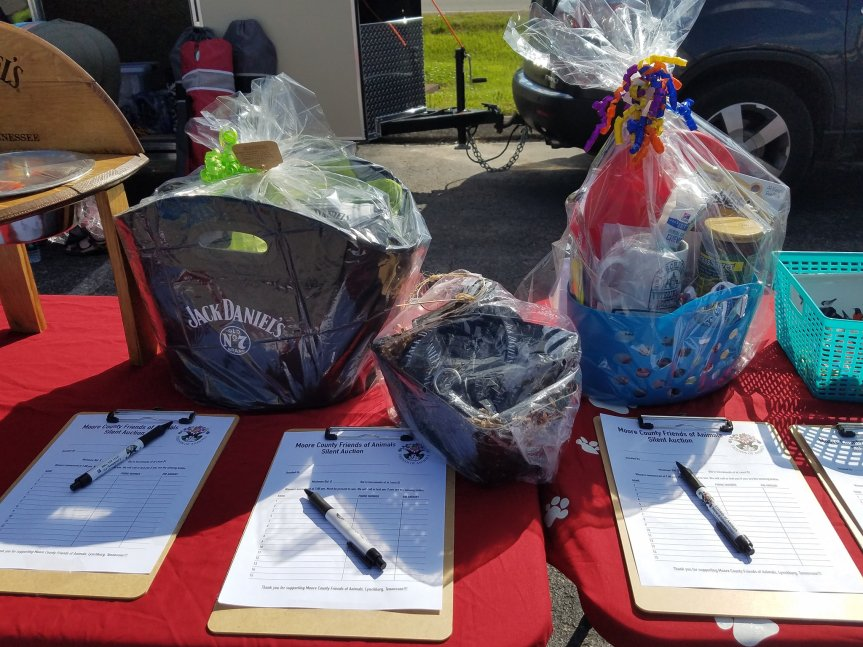 JD BBQ Like a Local: Donate items to Friends of Animals Silent Auction