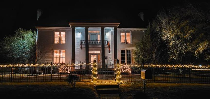 Get added to Christmas in Lynchburg's Twinkle Light Tour