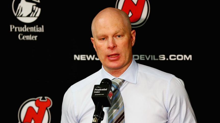 Breaking: John Hynes named Preds head coach