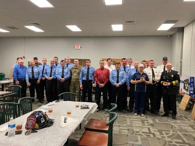 Metro Moore County Volunteer Firefighters