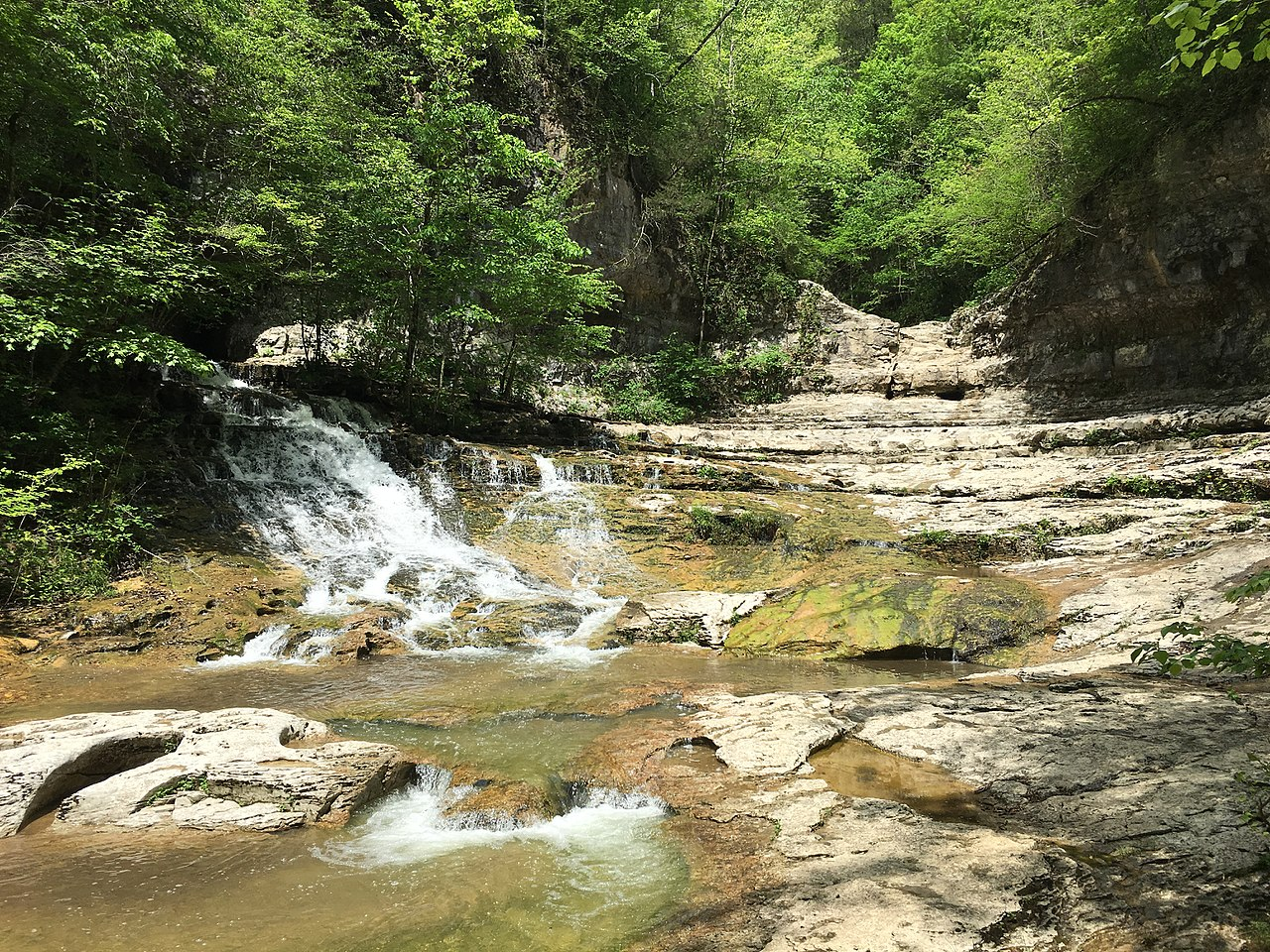 Hike Where Davy Crockett Once Did At Walls Of Jericho