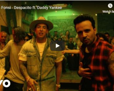 Despacito song lyrics-