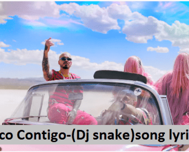 Loco Contigo songs Lyric