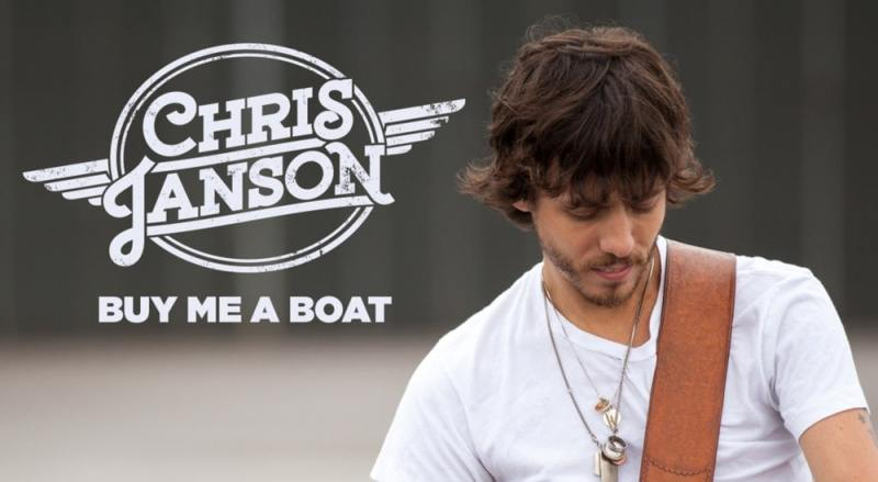 BUY ME A BOAT LYRICS - CHRIS JANSON
