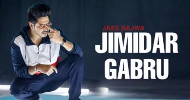 JIMIDAR GABRU LYRICS - JASS BAJWA