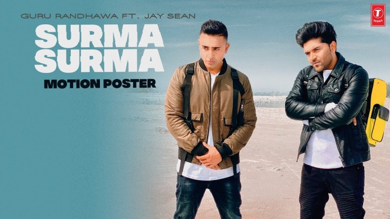 SURMA SURMA LYRICS - GURU RANDHAWA FT. JAY SEAN