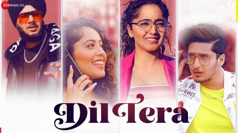 DIL TERA LYRICS - HARSHDEEP SINGH