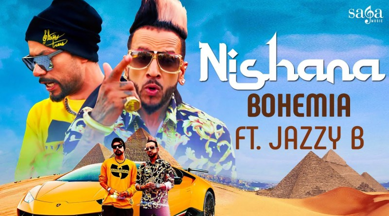 NISHANA LYRICS - BOHEMIA