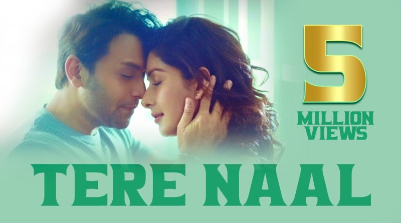 TERE NAAL LYRICS - SHAEL OSWAL FT. SAMEKSHA