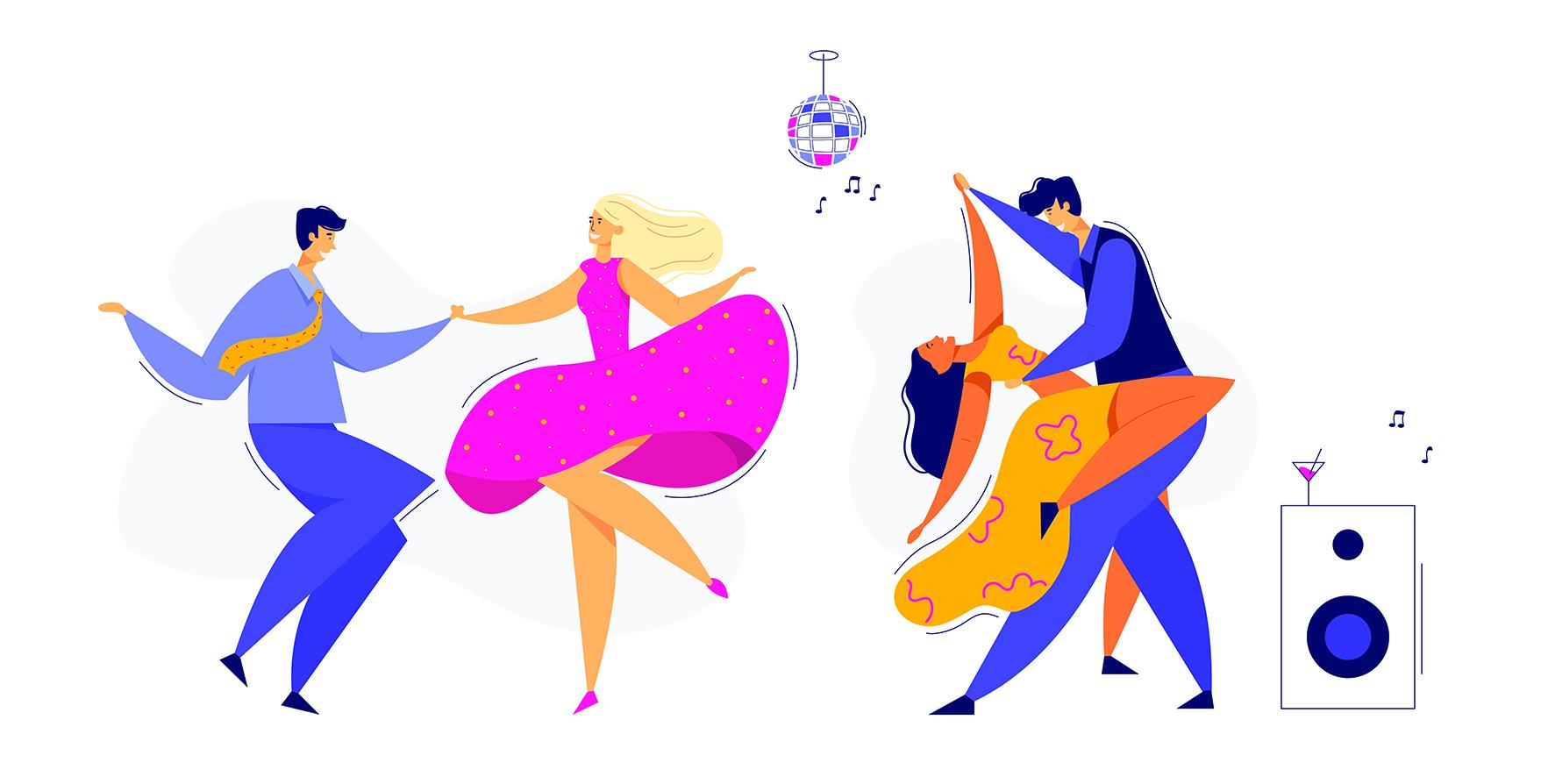 Soirée dansante THEMACAFE MONTPELLIER