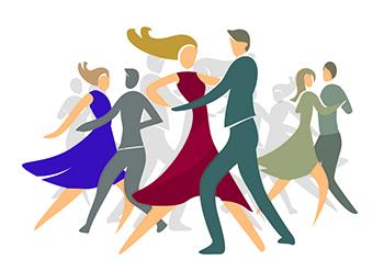 Soirée dansante et cours de danse - THEMA CAFE MONTPELLIER