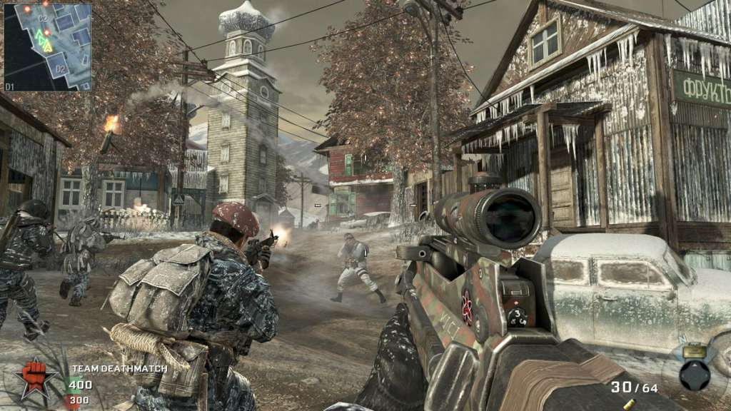 Call Of Duty Black Ops MAC Game Free Download