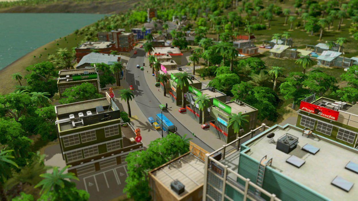 Cities: Skylines - Green Cities Download For Mac