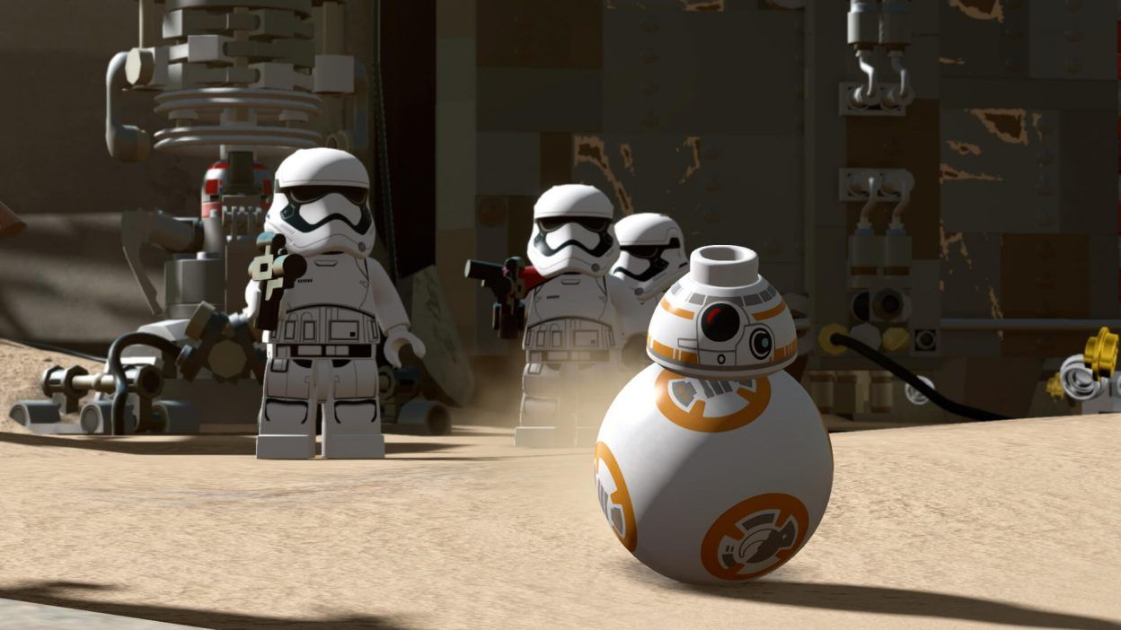 lego star wars the force awakens game free download