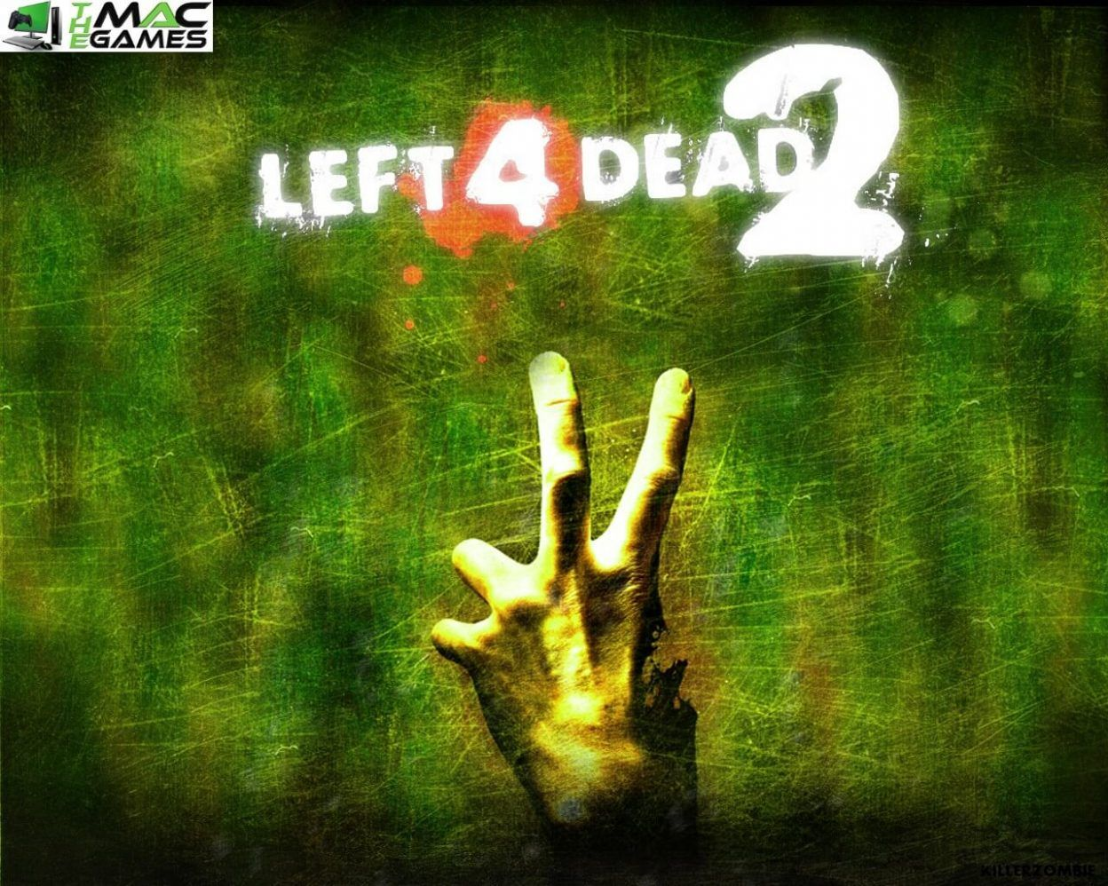 Just In Time For Halloween, Valve Releases Left 4 Dead (4 Mac)