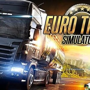 Euro Truck Simulator 2 mac game free download