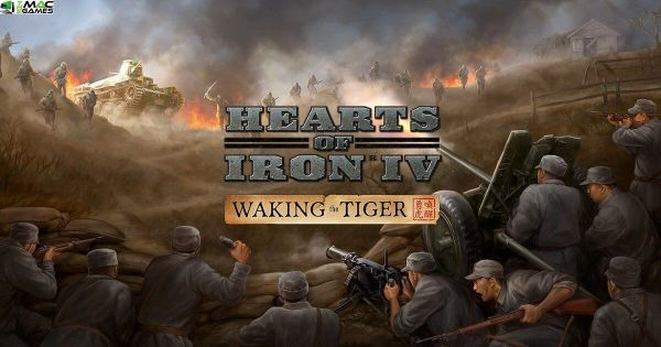 Hearts of Iron IV Waking the Tiger Free Download