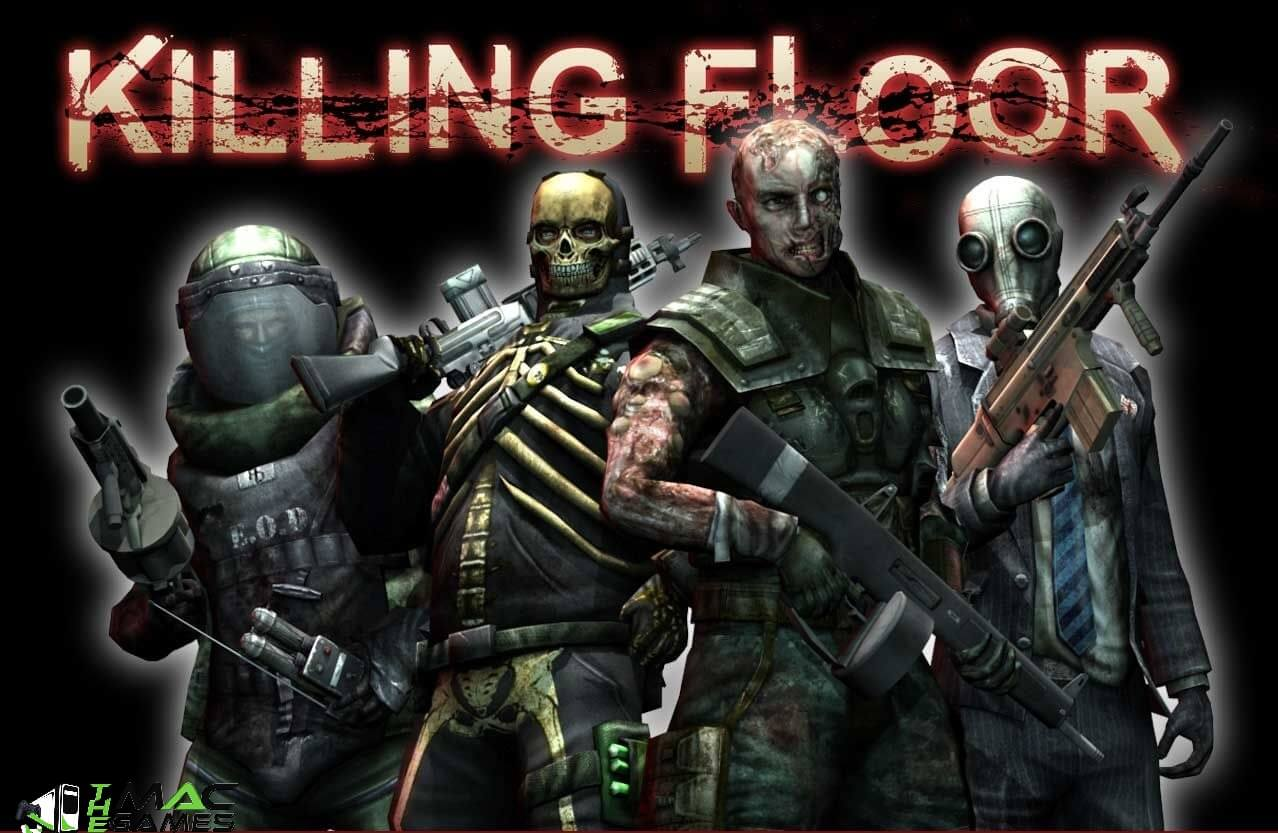 Killing floor - community weapon pack download for mac windows 10