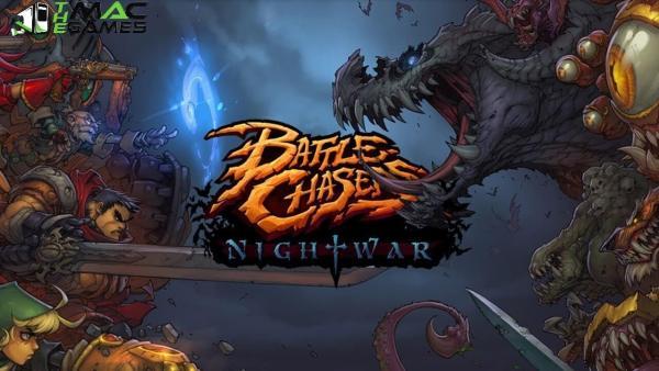 Battle Chasers Nightwar free download