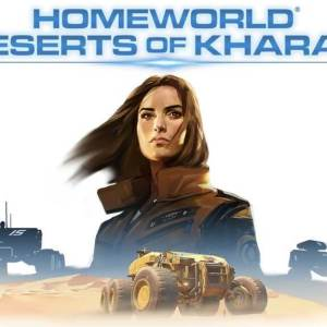 Homeworld Deserts of Kharak download free