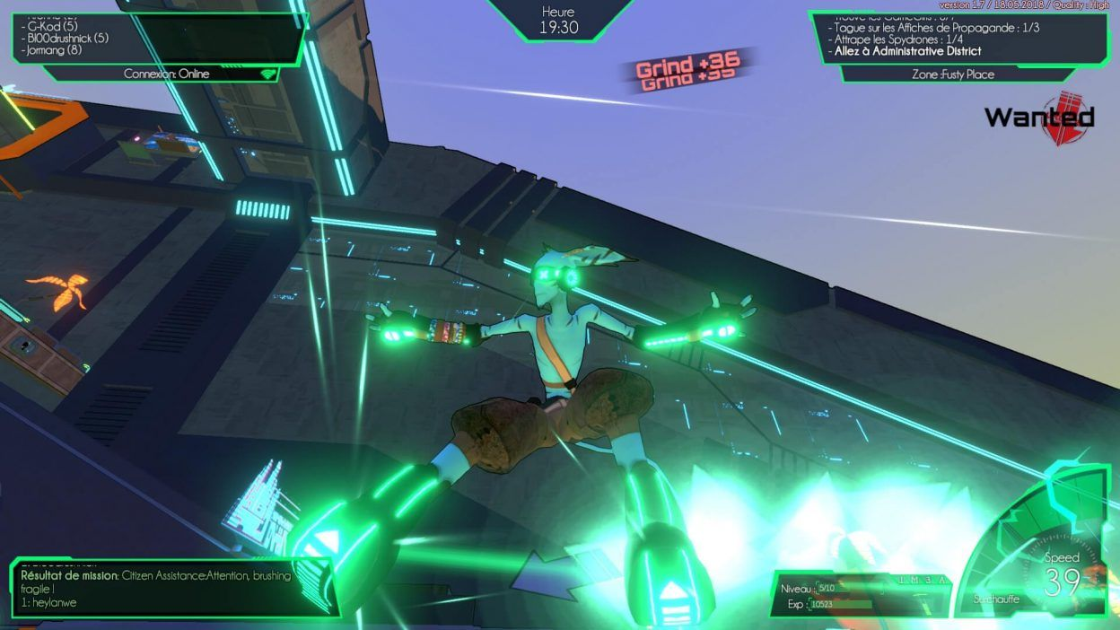 Hover Revolt Of Gamers MAC Game Free Download