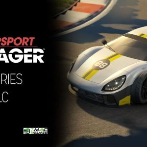 Motorsport Manager GT Series mac game download free
