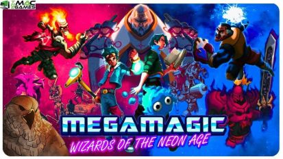 Megamagic Wizards of the Neon Age free download