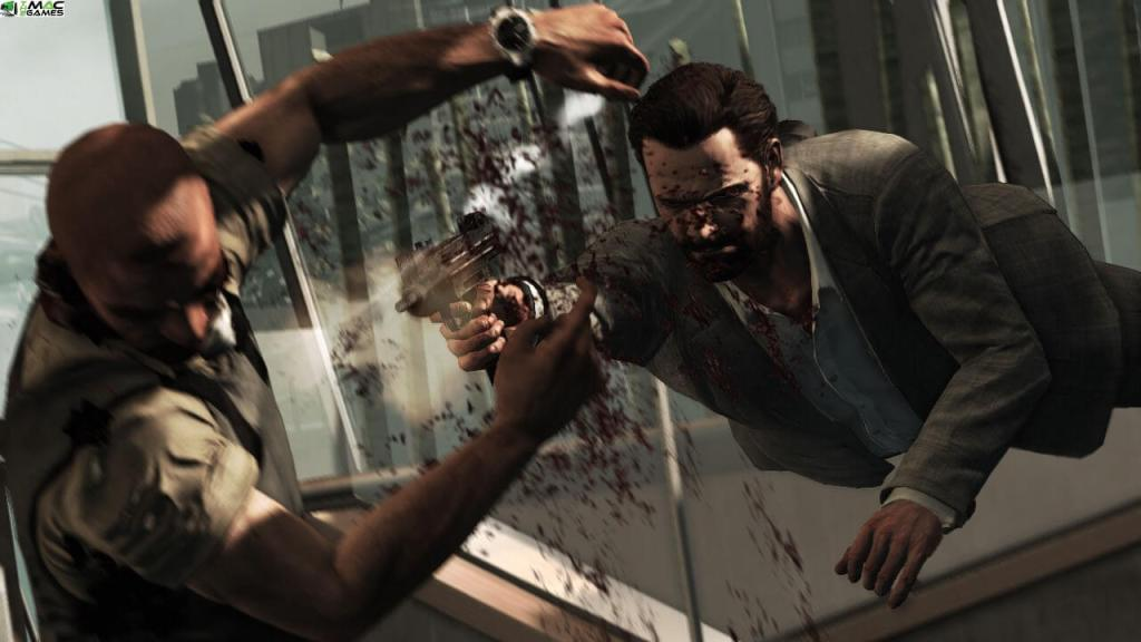 Max Payne 3 MAC Game Free Download