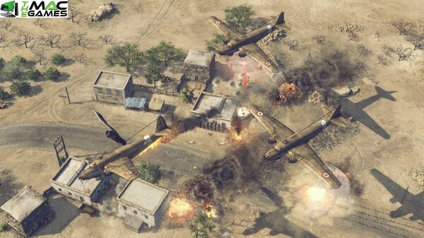 Sudden Strike 4 Africa Desert War download