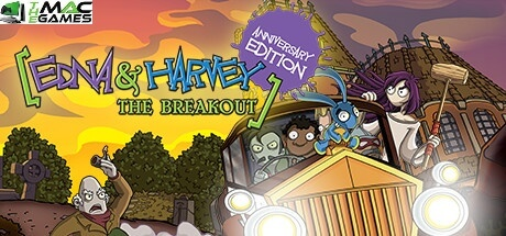 Edna & Harvey The Breakout – Anniversary Edition download