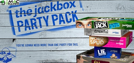The Jackbox Party Pack download