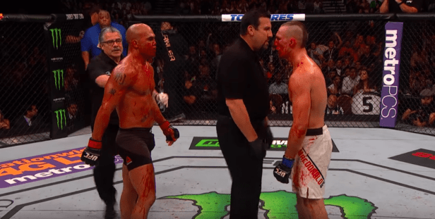 Watch: Relive one of the greatest fights in UFC history - Robbie ...