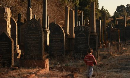 A visit to Braamfontein Cemetery