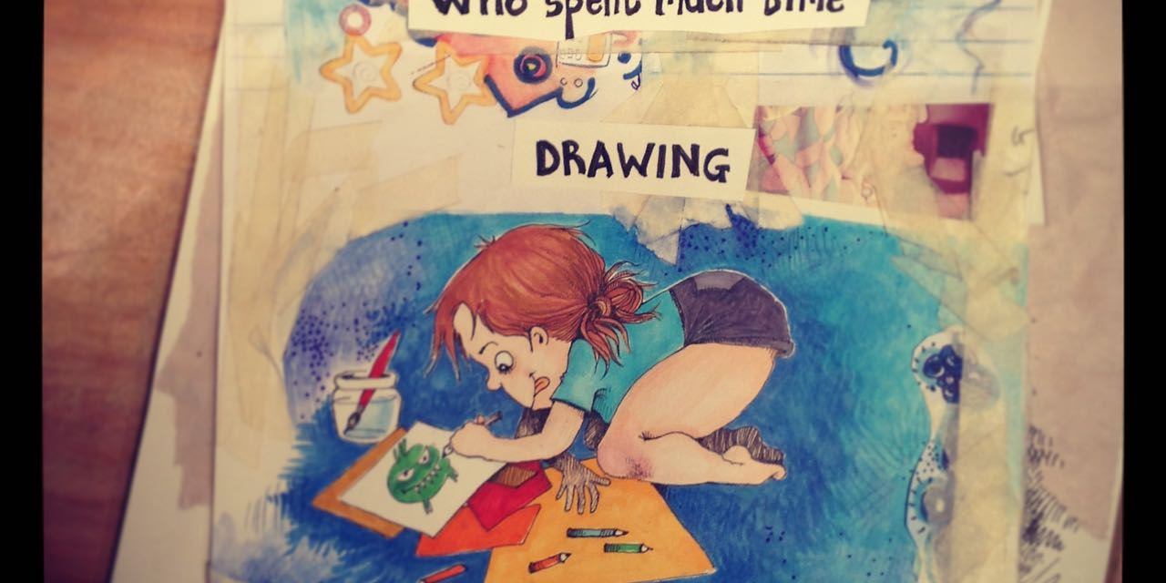 """Misconceptions about """"creativity"""" and illustrated books"""