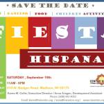 Save the Date: Fiesta Hispana