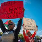 Women Left Mark On Million Man March