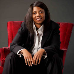 Sharon Battle, Atlanta-based entrepreneur, pioneers an app that will revolutionize shopping.
