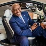 Thomas Moorehead Rolls into the World of Ultra-Luxury