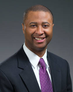 Damond Boatwright, SSM Health Regional President of Hospital Operations