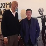 "Kareem Abdul-Jabbar Talks about ""Becoming Kareem"" at Marcus Theater"