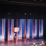 Race for Wisconsin U.S Senate: Tammy Baldwin and Leah Vukmir Debate at UWM
