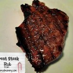 Make your steak, chicken or pork chops sing with my Great Steak Rub!