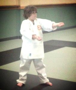 Karate, Art and Asperger's…
