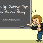 Sanity Saving Tips